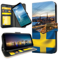 Samsung Galaxy A10 - Plånboksfodral Sverige