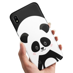 Samsung Galaxy A10 - Skal / Mobilskal Cute Panda