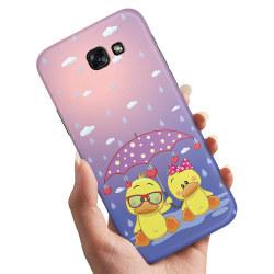 Samsung Galaxy A3 (2016) - Skal / Mobilskal Badande Ankor