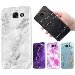Samsung Galaxy A3 (2017) - Marmor Skal / Mobilskal - 60 Motiv 18