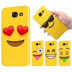 Samsung Galaxy A3 (2017) - Skal / Mobilskal - Emoji - 15 Motiv 3