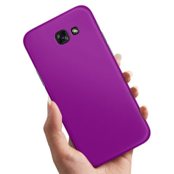 Samsung Galaxy A3 (2017) - Skal / Mobilskal Lila