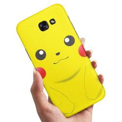 Samsung Galaxy A3 (2017) - Skal / Mobilskal Pikachu / Pokemon