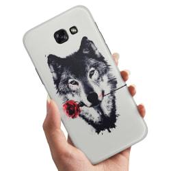 Samsung Galaxy A3 (2017) - Skal / Mobilskal Varg Ros