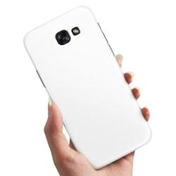 Samsung Galaxy A3 (2017) - Skal / Mobilskal Vit