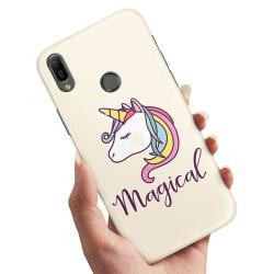 Samsung Galaxy A40 - Skal / Mobilskal Magisk Ponny