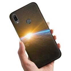 Samsung Galaxy A40 - Skal / Mobilskal Planet Earth