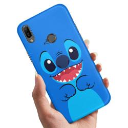 Samsung Galaxy A40 - Skal / Mobilskal Stitch