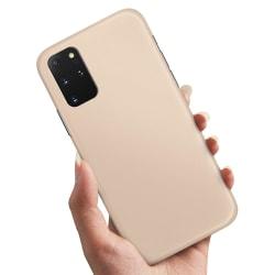 Samsung Galaxy A41 - Skal / Mobilskal Beige