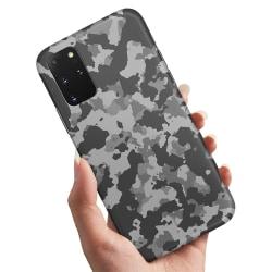 Samsung Galaxy A41 - Skal / Mobilskal Kamouflage