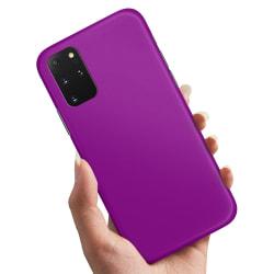 Samsung Galaxy A41 - Skal / Mobilskal Lila