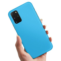 Samsung Galaxy A41 - Skal / Mobilskal Ljusblå