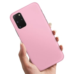Samsung Galaxy A41 - Skal / Mobilskal Ljusrosa