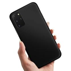 Samsung Galaxy A41 - Skal / Mobilskal Svart Svart