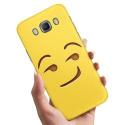 Samsung Galaxy A5 (2015) - Skal / Mobilskal Emoji / Smiley