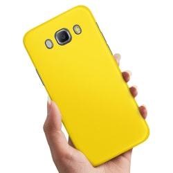 Samsung Galaxy A5 (2015) - Skal / Mobilskal Gul