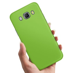 Samsung Galaxy A5 (2015) - Skal / Mobilskal Limegrön