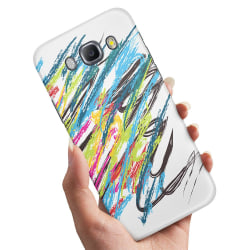 Samsung Galaxy A5 (2015) - Skal / Mobilskal Modern Konst