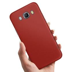 Samsung Galaxy A5 (2015) - Skal / Mobilskal Mörkröd