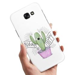 Samsung Galaxy A5 (2016) - Skal / Mobilskal Happy Cactus