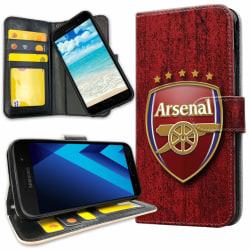 Samsung Galaxy A5 (2017) - Plånboksfodral Arsenal