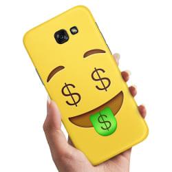 Samsung Galaxy A5 (2017) - Skal / Mobilskal Emoji / Smiley