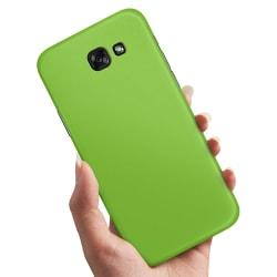 Samsung Galaxy A5 (2017) - Skal / Mobilskal Limegrön