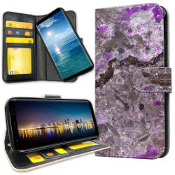 Samsung Galaxy A50 - Plånboksfodral Marmor
