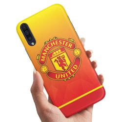 Samsung Galaxy A50 - Skal / Mobilskal Manchester United