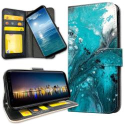 Samsung Galaxy A51 - Plånboksfodral Målarfärg