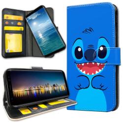 Samsung Galaxy A51 - Plånboksfodral Stitch