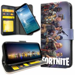 Samsung Galaxy A6 (2018) - Plånboksfodral Fortnite