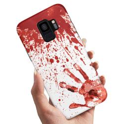 Samsung Galaxy A6 (2018) - Skal / Mobilskal Blodstänk