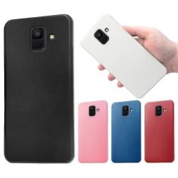 Samsung Galaxy A6 (2018) - Skal / Mobilskal - Flera färger Svart