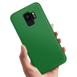 Samsung Galaxy A6 (2018) - Skal / Mobilskal Grön Grön
