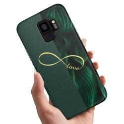 Samsung Galaxy A6 (2018) - Skal / Mobilskal Infinite Love