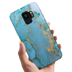 Samsung Galaxy A6 (2018) - Skal / Mobilskal Marmor