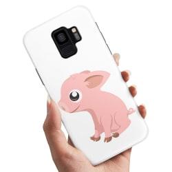 Samsung Galaxy A6 (2018) - Skal / Mobilskal Minigris