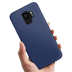 Samsung Galaxy A6 (2018) - Skal / Mobilskal Mörkblå Mörkblå