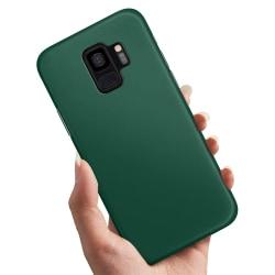 Samsung Galaxy A6 (2018) - Skal / Mobilskal Mörkgrön