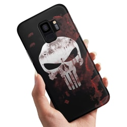 Samsung Galaxy A6 (2018) - Skal / Mobilskal The Punisher