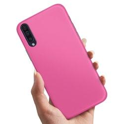 Samsung Galaxy A7 (2018) - Skal / Mobilskal Magenta