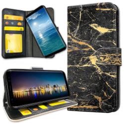 Samsung Galaxy A71 - Plånboksfodral Marmor