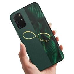 Samsung Galaxy A71 - Skal / Mobilskal Infinite Love