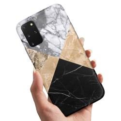 Samsung Galaxy A71 - Skal / Mobilskal Marmor