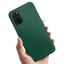 Samsung Galaxy A71 - Skal / Mobilskal Mörkgrön