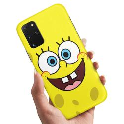 Samsung Galaxy A71 - Skal / Mobilskal Svampbob