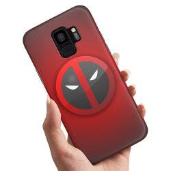 Samsung Galaxy A8 (2018) - Skal / Mobilskal Deadpool Mark