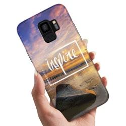 Samsung Galaxy A8 (2018) - Skal / Mobilskal Inspire