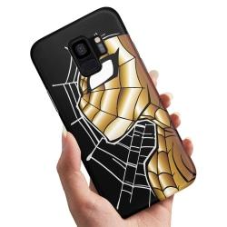 Samsung Galaxy A8 (2018) - Skal / Mobilskal Spiderman